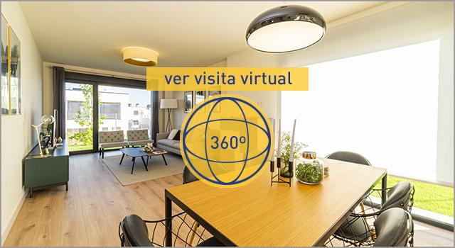 Visita virtual al chalet piloto de Nuevo Aguas Vivas - Torres Quevedos
